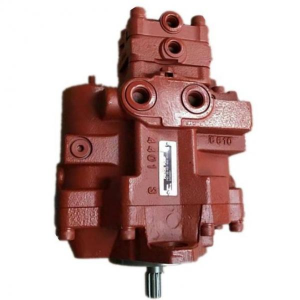 NACHI IPH-46B-25-100-11 Double IP Pump #1 image