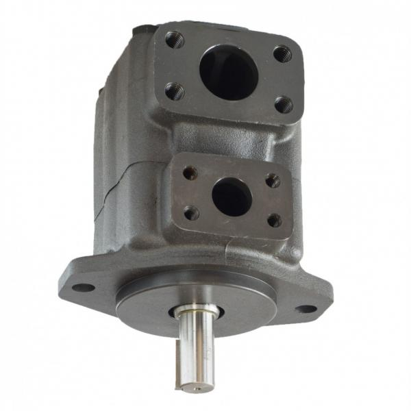 Vickers DG4V-3-3C-H-L-CDL-60 Solenoid Operated Directional Valve #1 image